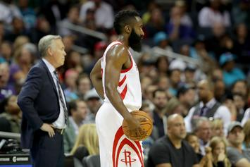 """James Harden Labeled """"Best Offensive Player I've Ever Seen"""" By Mike D'Antoni"""