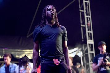 "Chief Keef Reveals Artwork & Release Date For ""Sorry 4 The Weight"" Mixtape"