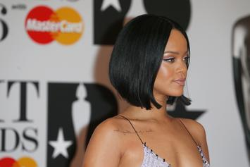 Rihanna Reportedly Has 10 Songs Ready For New Album