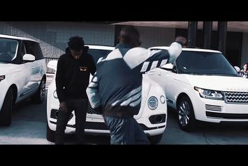 """21 Savage Blesses BlocBoy JB's """"Rover 2.0"""" Video"""