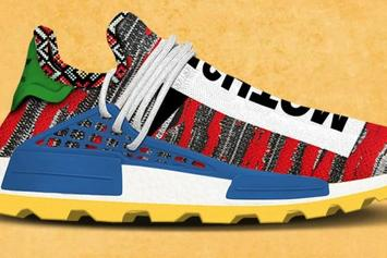 """Pharrell x Adidas NMD Hu """"Afro Pack"""" Release Date Announced"""