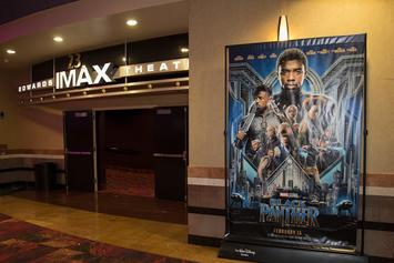 """""""Black Panther"""" Becomes Top-Grossing Superhero Film of All-Time in U.S."""