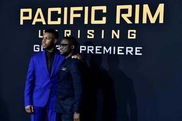 Pacific Rim Uprising Unseats Black Panther At #1