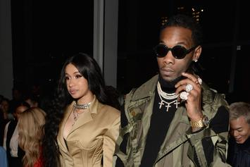 Cardi B Responds To Celina Powell's Claims That Offset Is Her Baby Daddy