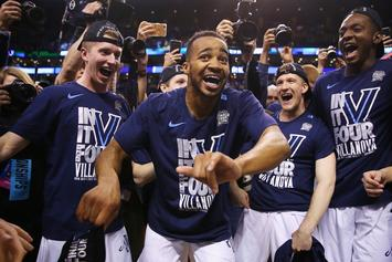 Villanova and Kansas Join Loyola and Michigan in Final Four