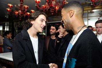 Kid Cudi Shoutout Brings Timothée Chalamet Into A Hysterical Frenzy
