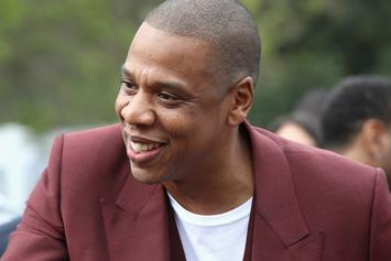 "Belly On Jay-Z: ""He Still Works Like He's Broke"""