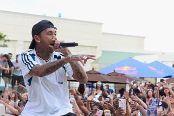 "Tyga Says Young Money Is ""Holding Me Hostage,"" Threatens To Leak Album"