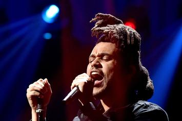 """The Weeknd's """"My Dear Melancholy"""" Is Another Hit With The Fans"""