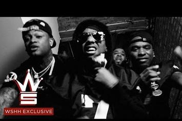 """Nick Cannon, Conceited, Charlie Clips, Hitman Holla Unite On """"F*** Tha Police"""""""
