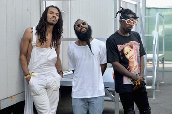 "Flatbush Zombies Reflect On Their Success In ""Building A Ladder"" Short Film"