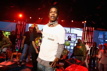 """A$AP Rocky Flips G-Herbo's """"Who Run It"""" For A Short Instagram Freestyle"""