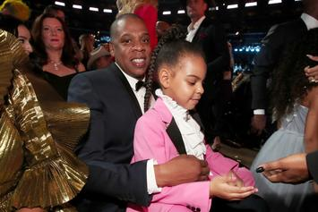 Jay-Z Recalls The Most Beautiful Thing Blue Ivy Has Ever Told Him