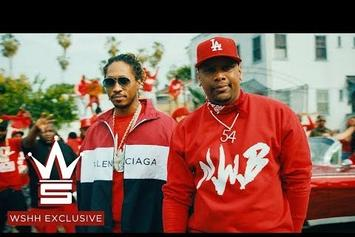 """Joe Moses & Future Bring The Entire Hood Out In """"Back Goin Brazy"""" Video"""