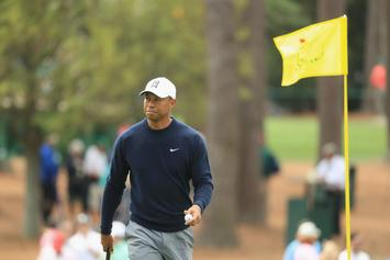 Masters 2018: Tiger Woods Tee Time, TV Schedule & More