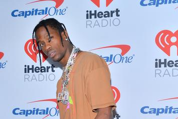 "Travi$ Scott Insists ""'Cruel Winter' Is Coming"""