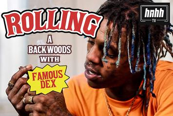 """Famous Dex Gets """"High As Raccoon Booty Cheeks"""" On """"How To Roll"""""""