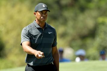 Nike Welcomes Tiger Woods Back To The Masters With New Commercial