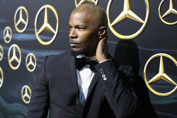 Jamie Foxx Has Dinner With Brockhampton & Gushes Over Their Video