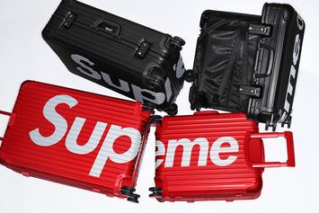 Supreme x Rimowa Detail Upcoming Luggage Collaboration