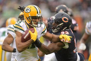 Green Bay Packers WR Arrested For Bomb Joke At LAX