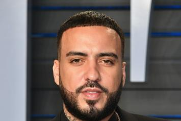 """BTS Photos: Video Shoot For French Montana's """"Gifted"""" With The Weeknd & Baby Tigers"""