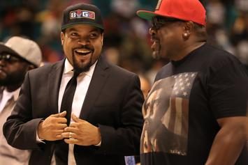 Ice Cube, Big3 Send Message To Donald Trump In NYT Ad
