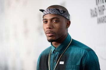 "B.o.B Says That ""Underground Luxury"" Is ""Probably The Most Edgy Project"" He's Done"