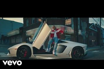 """Chris Brown & Yo Gotti Visit An Old Flame In """"Save It For Me"""" Video"""