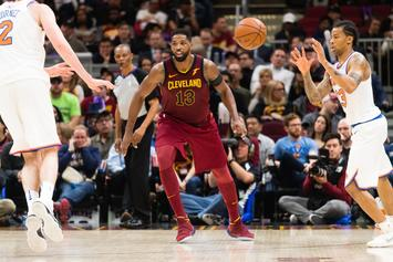Tristan Thompson Booed On Court Amid Cheating Scandal