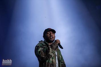 Kendrick Lamar Discusses His First Official Encounter With Eminem