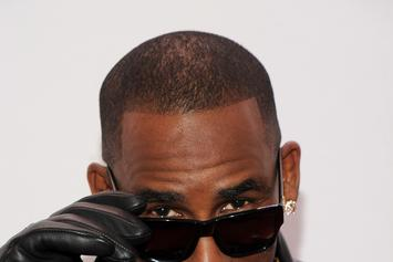 R. Kelly Announces New Single With 2 Chainz, Reveals Artwork