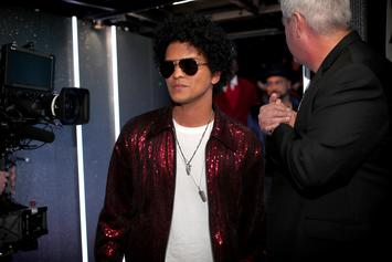 "Bruno Mars Reportedly Settles One Of Three ""Uptown Funk"" Lawsuits"