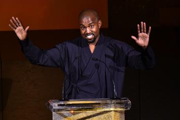 """Kanye West Says He's Writing A Philosophy Book Called """"Break The Simulation"""""""