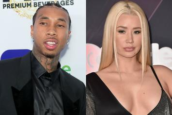 Tyga & Iggy Azalea Spark Dating Rumors After Getting Cozy At Coachella