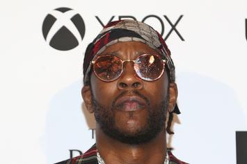 "Preview Of 2 Chainz' Cookbook ""#MEALTIME"""