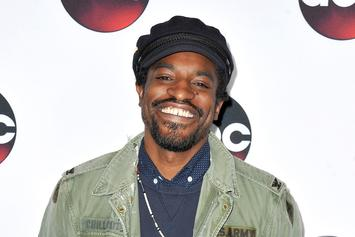 """Andre 3000 Recorded A Verse For Juicy J's """"Bandz A Make Her Dance"""" Remix"""