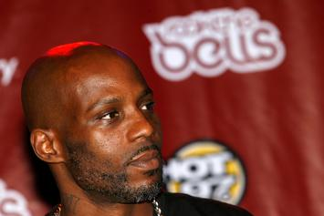 Justice Department Petitioning Against DMX's Bankruptcy Case [Update: Bankruptcy Denied By New York Judge]