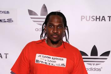 "Pusha T Says He ""Constantly"" Runs Into Liars In Rap"