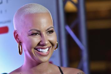Amber Rose Shares Valentine's Day Playlist Curated For 21 Savage