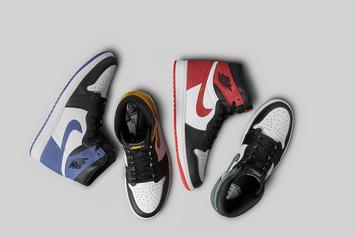 """Jordan Brand Introduces """"Best Hand In The Game"""" Air Jordan 1 Collection"""