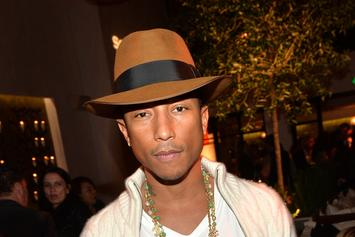 Pharrell Signs To Columbia, Solo Album Scheduled For 2014