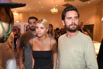 Sofia Richie & Scott Disick Filming Reality Show: Report