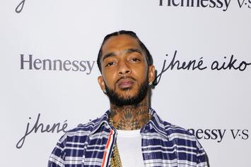 "Nipsey Hussle Says Drake Is ""One Of The Dopest Of Our Generation"""