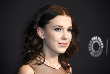 "Millie Bobby Brown Youngest Person To Grace ""Time"" Most Influential At 14"