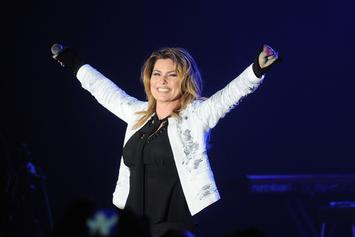 """Shania Twain Says She """"Would Have Voted For"""" Donald Trump"""