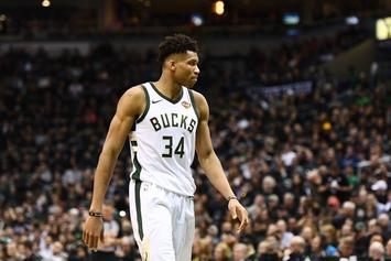 Milwaukee Restaurant Apologizes For Not Seating Giannis Antetokounmpo
