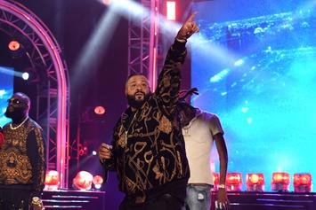 DJ Khaled Talks About Producing His New Album With His Baby Boy