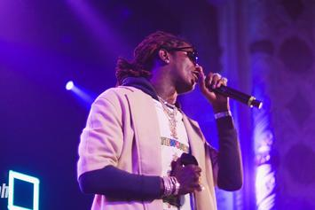 Young Thug And Tee Grizzley Hit The Studio