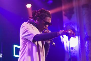 """Young Thug Cosigns Evander Griiim, Says He's """"About To Take Off"""""""